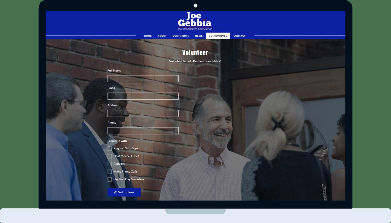Joe Gebbia website