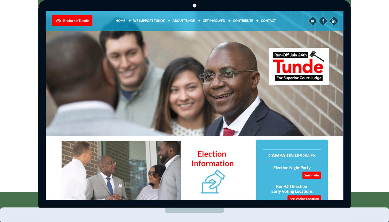 Tunde Akinyele website